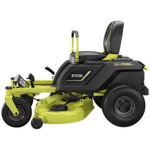 Ryobi 48V Electric Zero Turn Mower - The 7 Best Zero Turn Mowers to Maintain Your Lawn