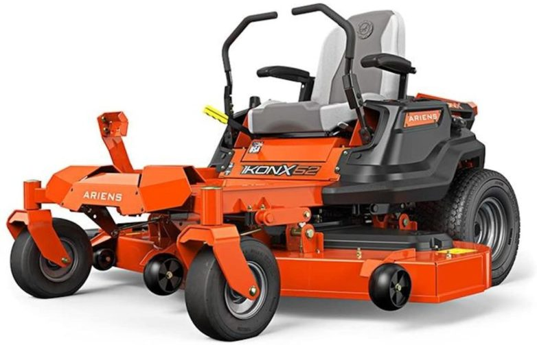 Ariens Ikon X52 - The 7 Best Zero Turn Mowers to Maintain Your Lawn