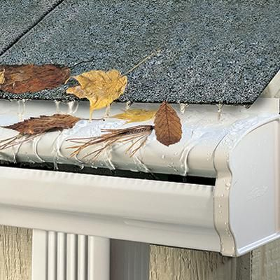 LeafGuard Gutter Guard - The Best Gutter Guards for Your Home