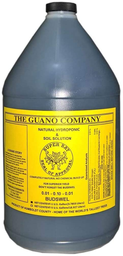 The Guano Company Budswel