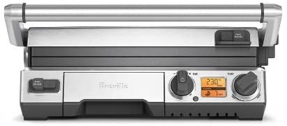 Breville BGR20XL Smart Grill - The Best Smart Grills for Your Next BBQ