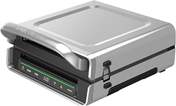 George Foreman GRD6090B - The Best Smart Grills for Your Next BBQ