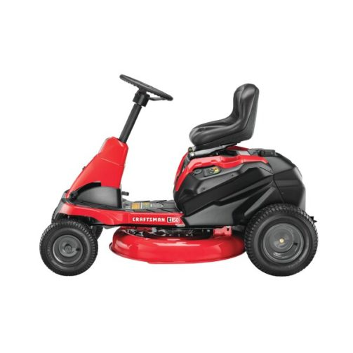 Craftsman E150 30-Inch Electric Riding Mower - Best Electric Riding Lawn Mowers