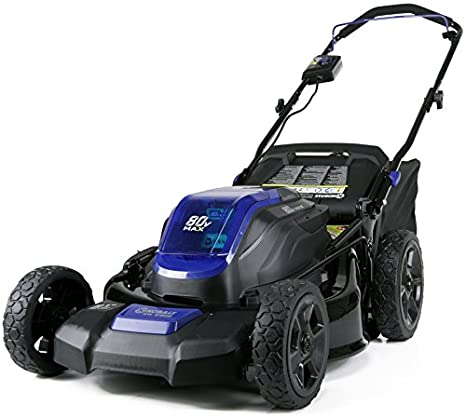 80V Max Brushless 21-Inch Cordless Electric Mower