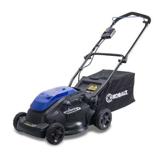 40V Max Brushless Self-Propelled 16-Inch Cordless Electric Mower