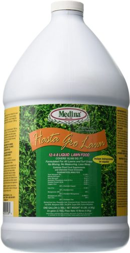Medina 12-4-8 HastaGro Lawn