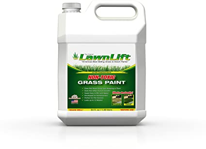Lawnlift Grass and Mulch Paints Ultra Concentrated Grass Paint