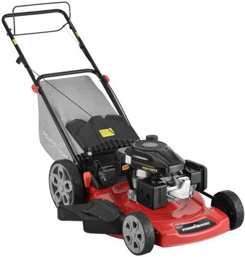 Powersmart DB2322s Gas Self Propelled Lawn Mower - The Best Self-Propelled Lawn Mowers in 2021