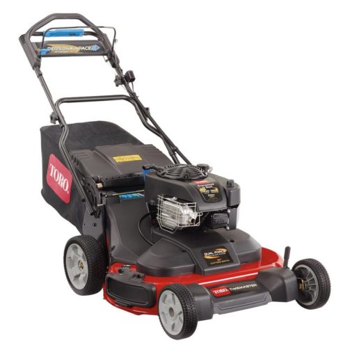 TimeMaster - The Best Toro Lawn Mower to Whip Your Backyard Into Shape
