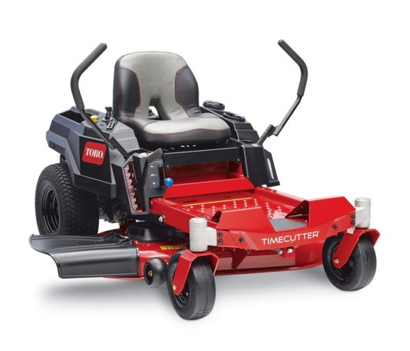 TimeCutter - The Best Toro Lawn Mower to Whip Your Backyard Into Shape