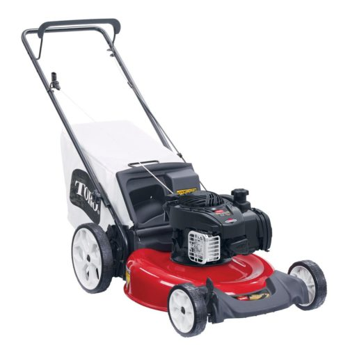 Recycler (High-Wheeled) - The Best Toro Lawn Mower to Whip Your Backyard Into Shape