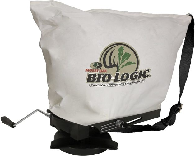 BioLogic 6324 Capin Outfitters Handheld Broadcast Spreader