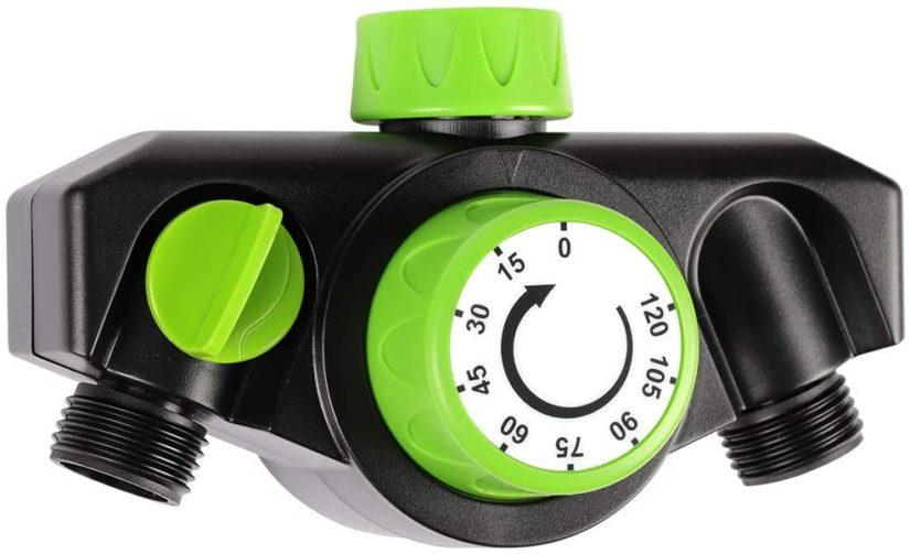 Kasonic Mechanical 2 Way Watering Timer