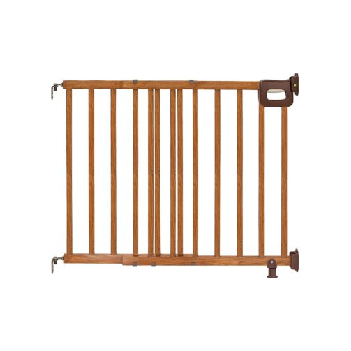 Summer Deluxe Stairway Simple to Secure Baby Gate