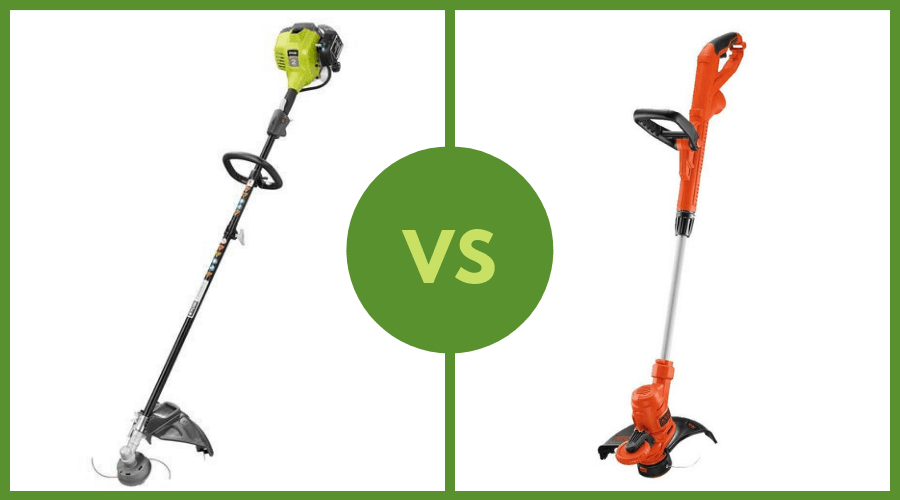Featured Image - GAS VS ELECTRIC WEED TRIMMER
