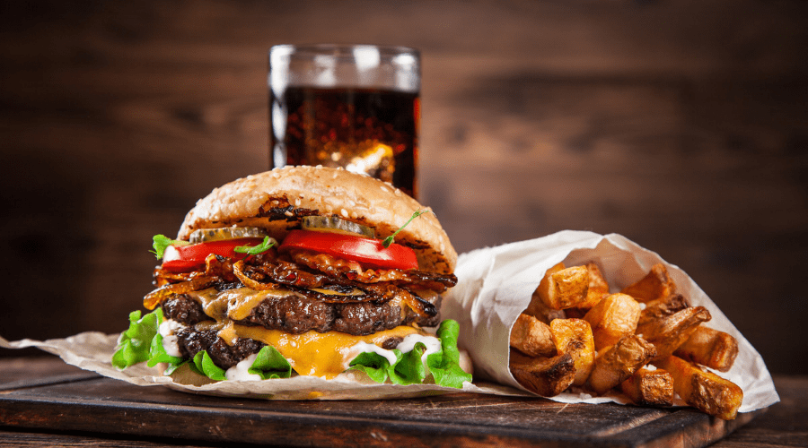 Featured Image - 50 UNIQUE HOMEMADE BURGERS TO EXPLODE YOUR TASTE BUDS!