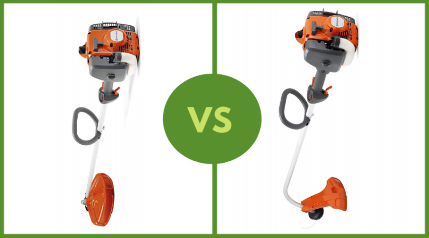 Featured Image - THE BEST FIT FOR YOUR COMFORT_ STRAIGHT VS CURVED SHAFT WEED TRIMMERS