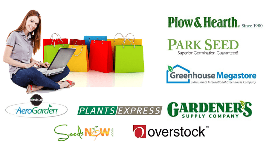 Featured Image - THE BEST ONLINE GARDENING STORES