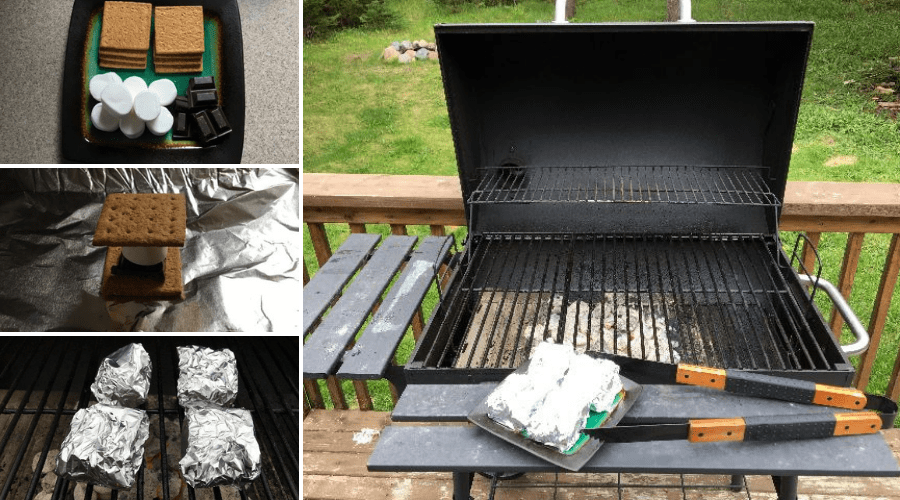 Featured Image - HOW TO MAKE BBQ S'MORES
