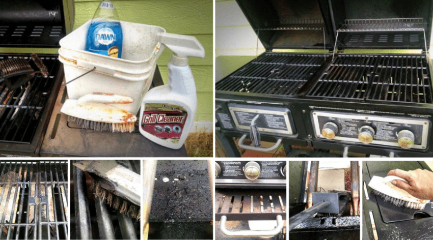 Featured Image - HOW TO PROPERLY CLEAN YOUR GRILL, AND KEEP IT MAINTAINED YEAR ROUND