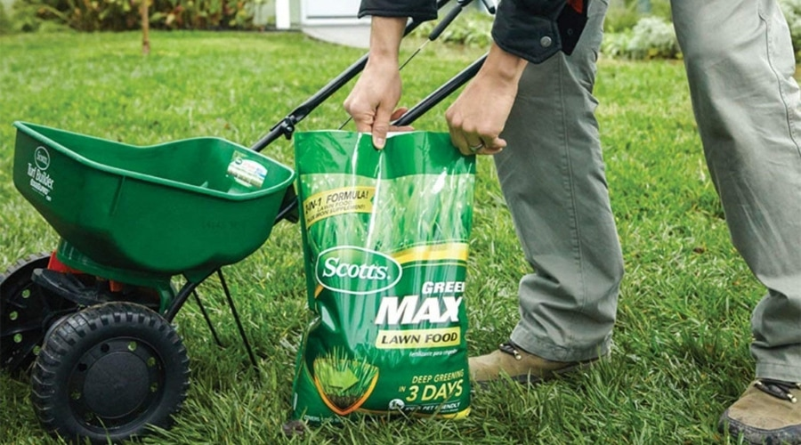 Featured Image - SCOTTS GREEN MAX LAWN FOOD