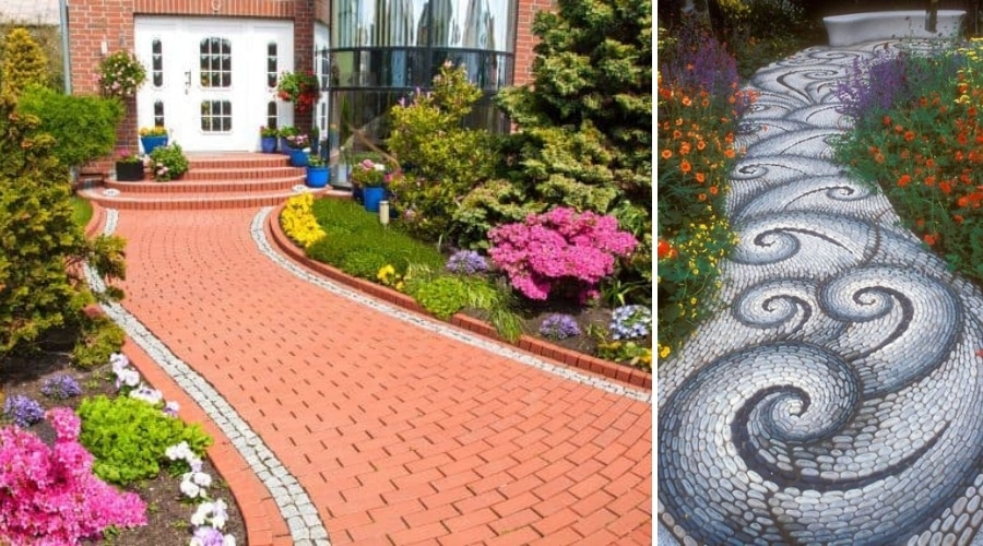 Featured Image - WALKWAY IDEAS AND DESIGNS_ 70 CREATIVE WAYS TO WELCOME YOUR GUESTS