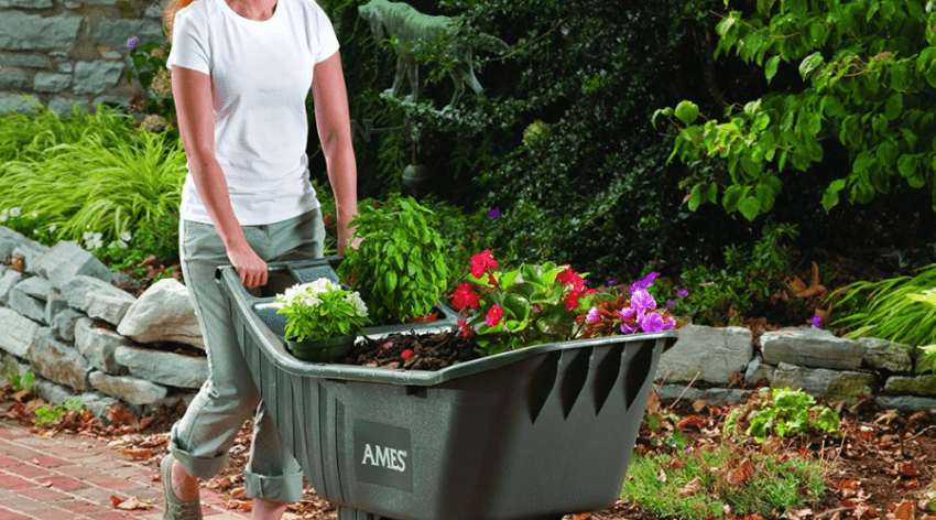 Featured Image - WORX AEROCART WHEELBARROW REVIEW_ MULTIFUNCTIONAL FOR EASY YARD MAINTENANCE