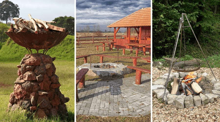 Featured Image - AMAZING FIRE PIT IDEAS