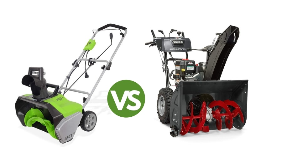 Featured Image -ELECTRIC SNOW BLOWER VS GAS_ YOUR BEST CHOICES EXPLAINED