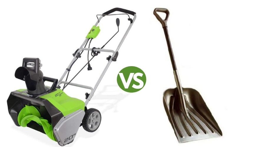 Featured Image - SNOW BLOWERS VS SHOVELS_ CLEAR SNOW EASILY WITH POWERFUL OPTIONS