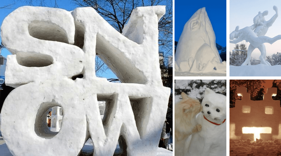Featured Image - BEST SNOW SCULPTURE IDEAS_ #27 IS SO COOL!
