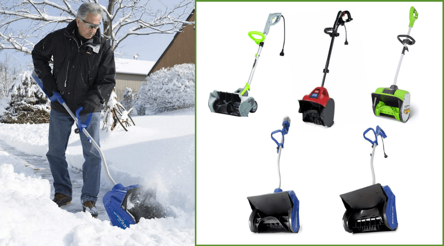 Featured Image - BEST ELECTRIC SNOW SHOVEL REVIEWS