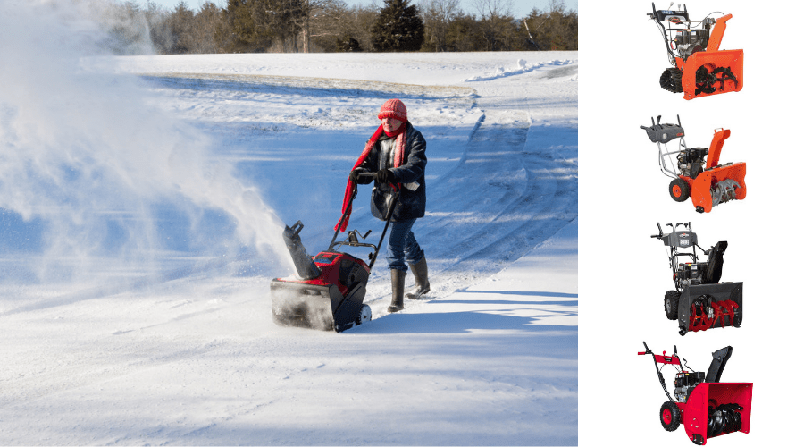 Featured Image - BEST SNOW BLOWER FOR WET SNOW COMPARISONS