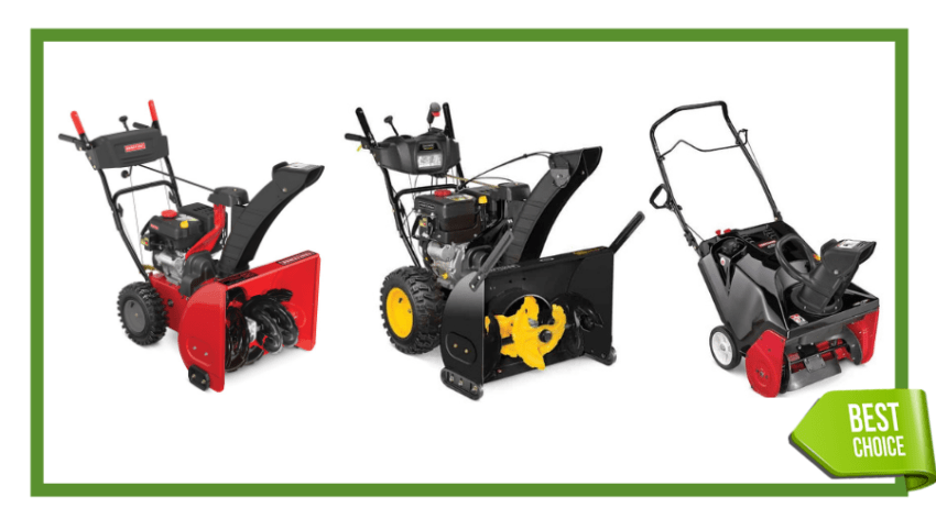 Featured Image - CRAFTSMAN SNOW BLOWER REVIEW