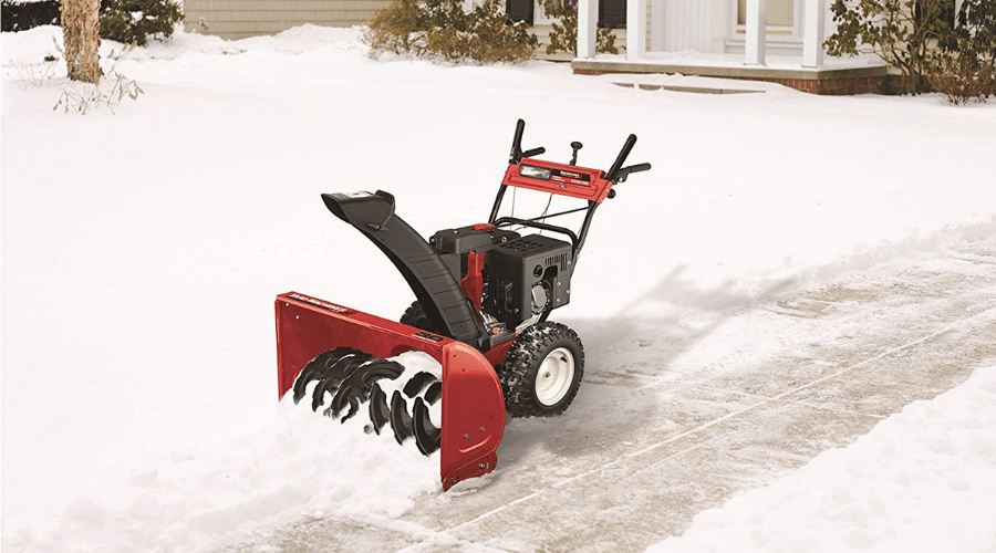 Featured Image - THE BEST YARD MACHINES SNOW BLOWER REVIEWS