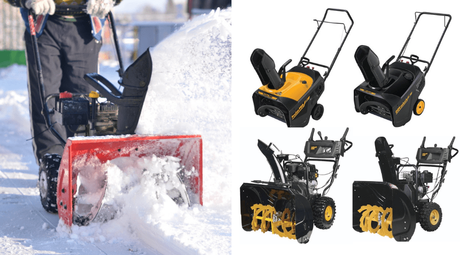 Featured Image - BEST POULAN PRO SNOW BLOWER COMPARISONS
