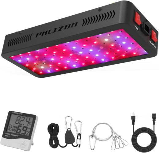 Phlizon 600W LED Plant Grow Light