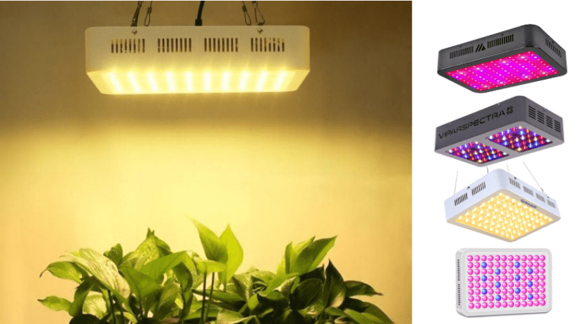 Featured Image - BEST FULL SPECTRUM LED GROW LIGHT COMPARISONS