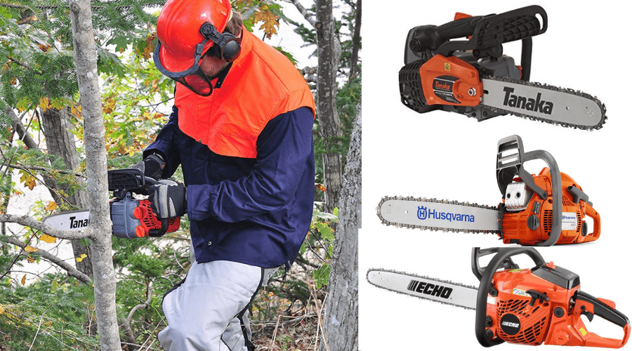Featured Image - BEST GAS CHAINSAW PICKS_ POWER HUNGRY, CUTTING MACHINES