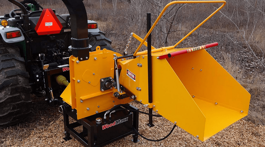 Featured Image - BEST PTO WOOD CHIPPERS_ POWERFUL LANDSCAPE SOLUTIONS