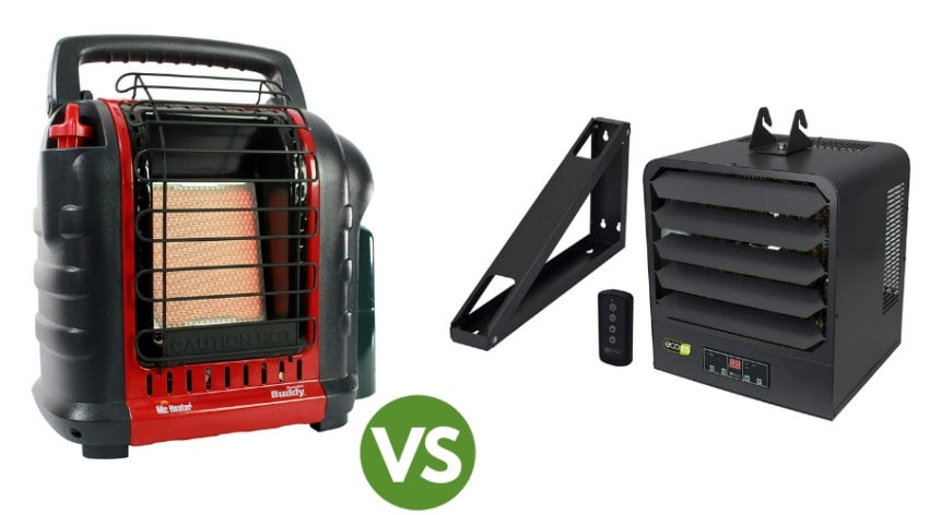 Featured Image - NATURAL GAS VS ELECTRIC_ HOW TO CHOOSE AN EFFECTIVE GARAGE HEATER