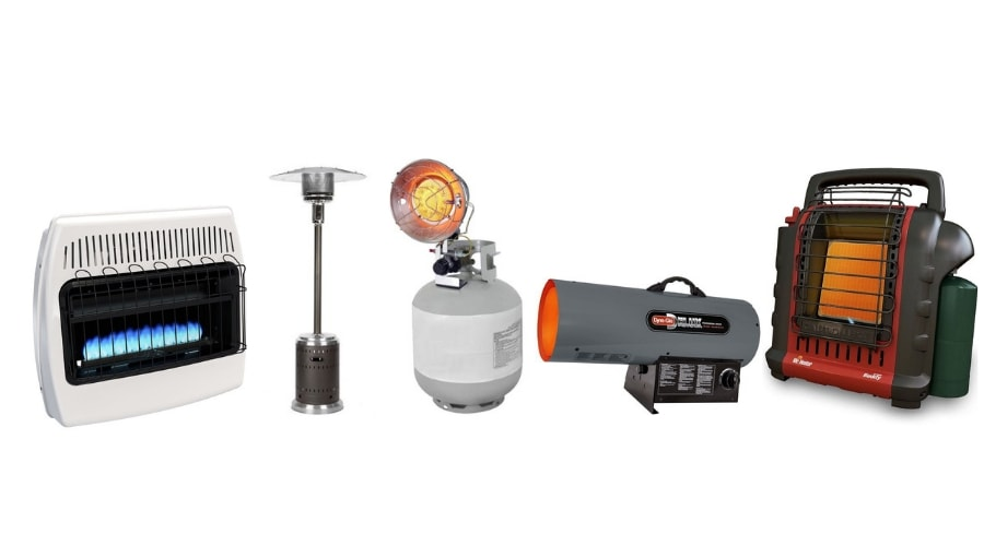 Featured Image - THE BEST PROPANE GAS HEATERS FOR YOUR HEATING NEEDS