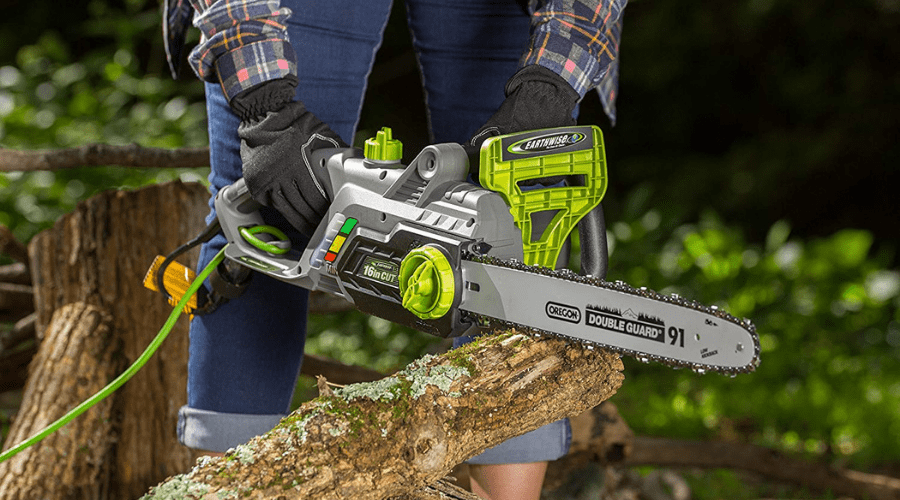 Featured Image - BEST ELECTRIC CHAINSAW PICKS_ LIGHT DUTY USES YOU DON'T WANT TO BE WITHOUT