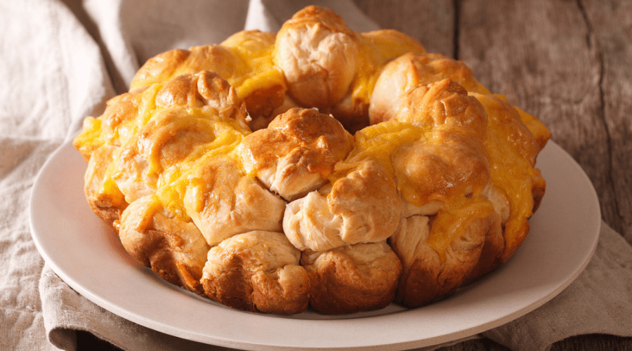 Featured Image - HOW TO MAKE PULL-APART MONKEY BREAD FOR YOUR NEXT BACKYARD GET TOGETHER!