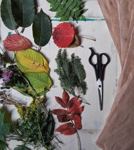 bulk decor for fall wreath diy craft