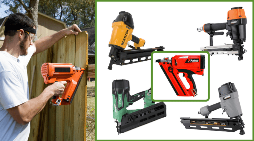 Featured Image - BEST NAIL GUN FOR FENCING