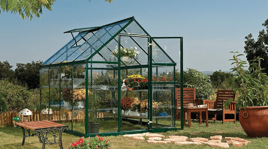 Featured Image - THE BEST GREENHOUSE KITS MONEY CAN BUY