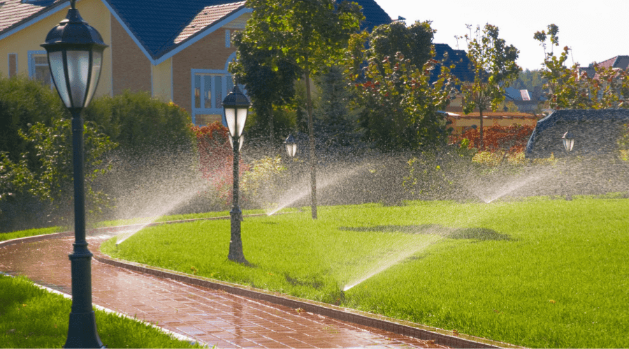 Featured Image - WHAT IS THE BEST TIME TO RUN SPRINKLERS_