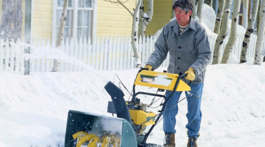 Featured Image - How to Change a Belt on a Snow Blower