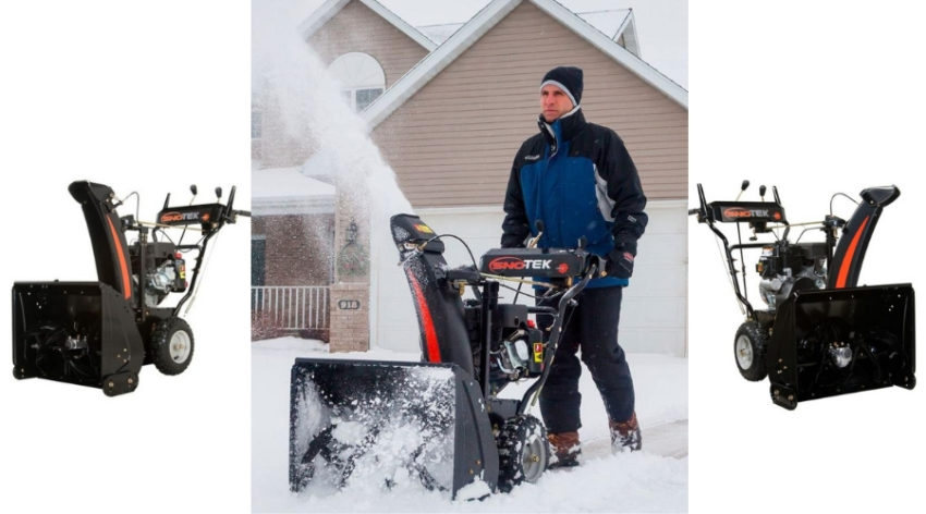 Featured Image - Sno Tek Snow Blowers_ Powerful Snow Removal Options